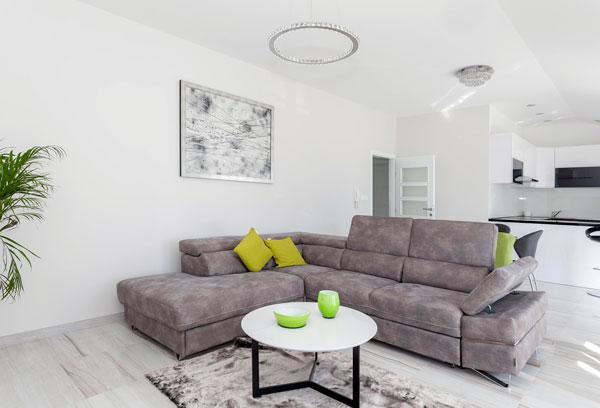 11 zapovijedi kod uređenja apartmana za iznajmljivanje - praktičan namještaj