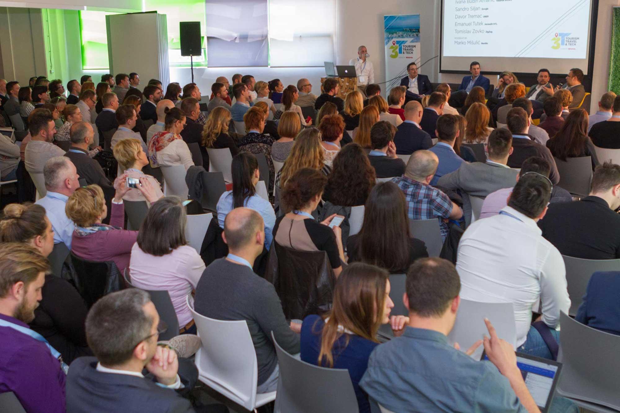 3T - Tourism, Travel & Tech: Drugo izdanje konferencije o tehnološkim inovacijama u turizmu
