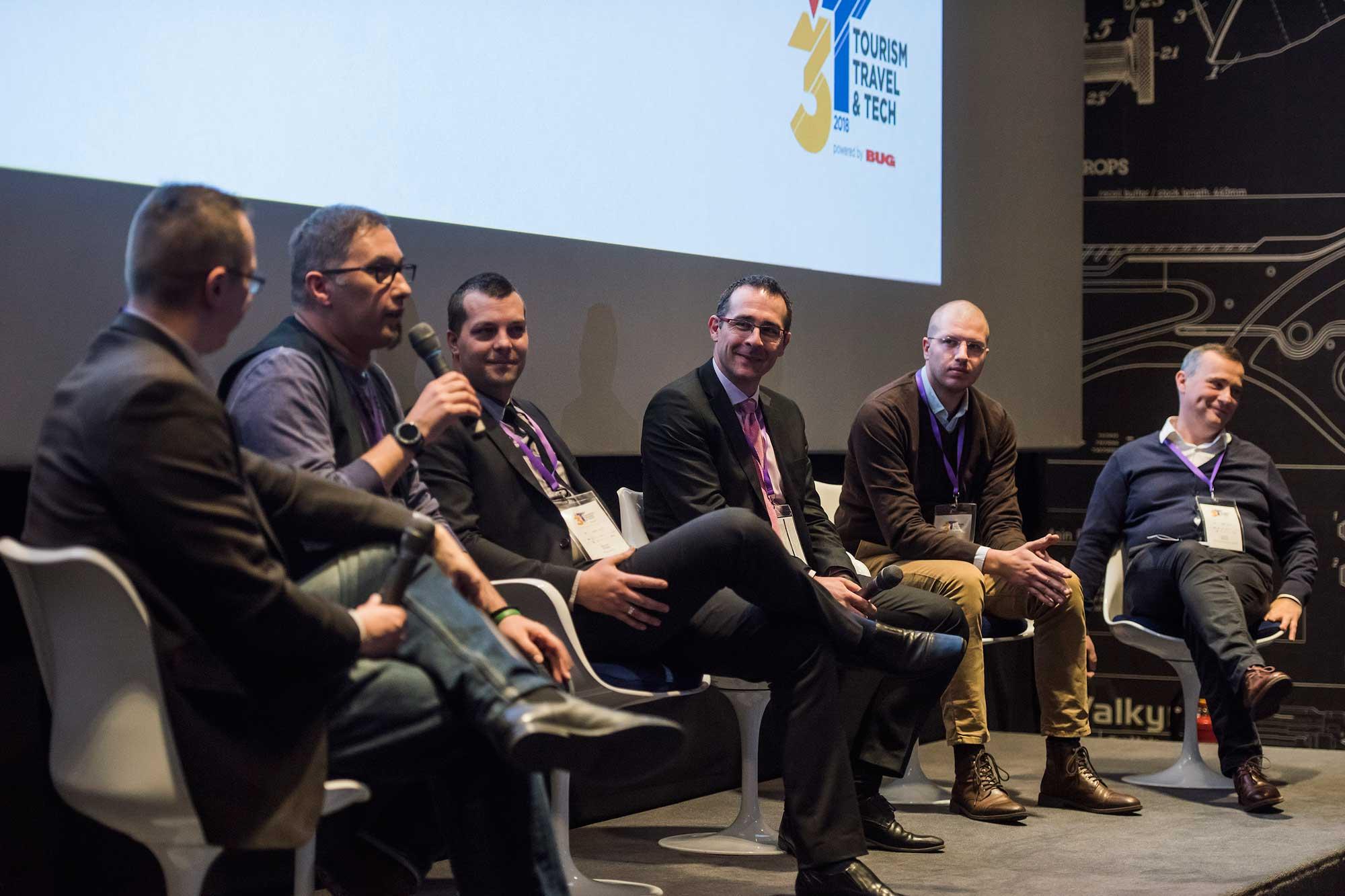 3T: Tourism, Travel & Tech konferencija - panel Kako tehnologijom riješiti sezonalnost u turizmu