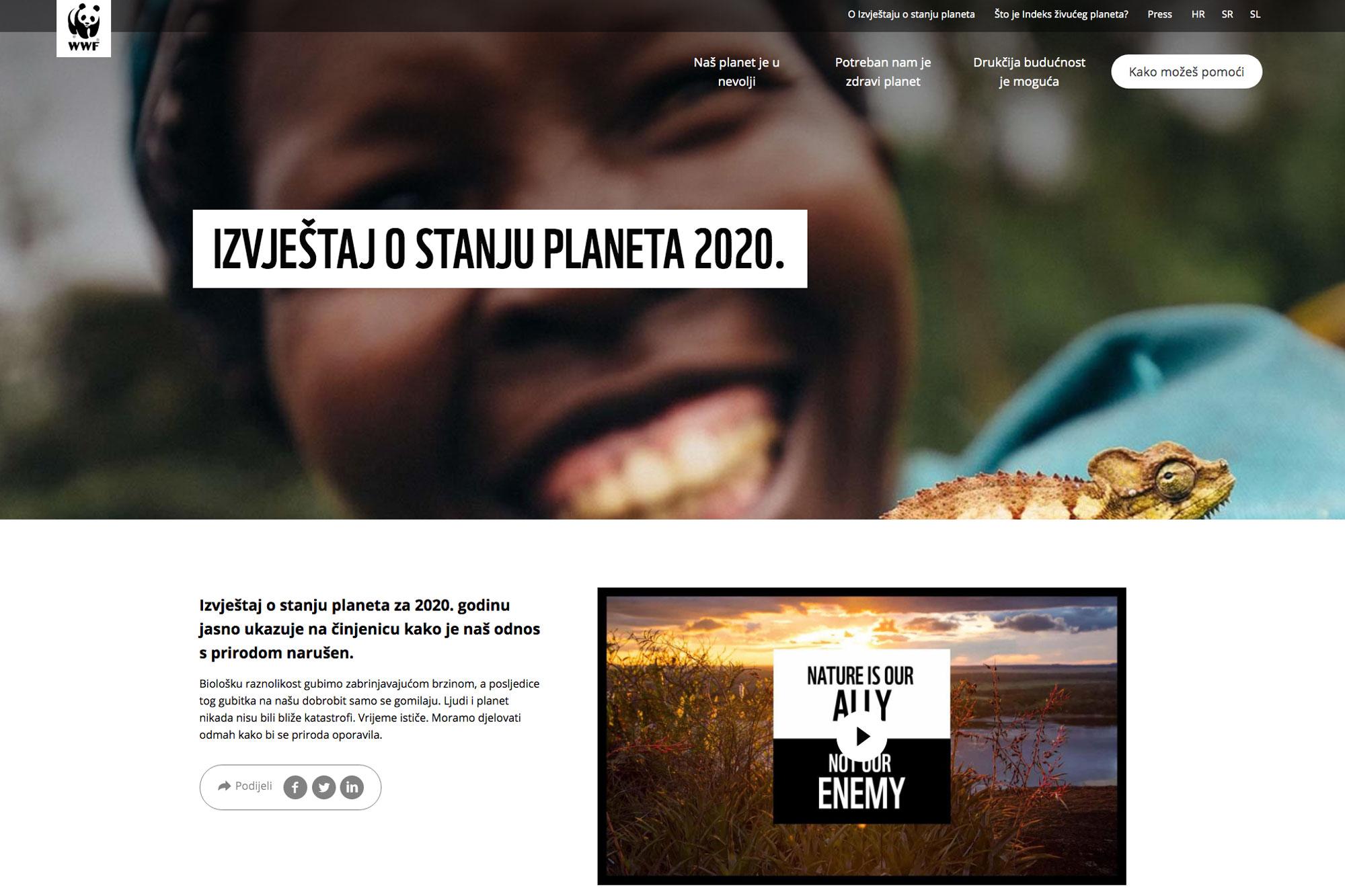 WWF Adria web