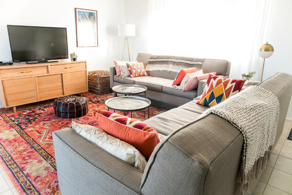 9 savjeta uspješnih domaćina dizajn apartmana - Casa Linda Joshua Tree