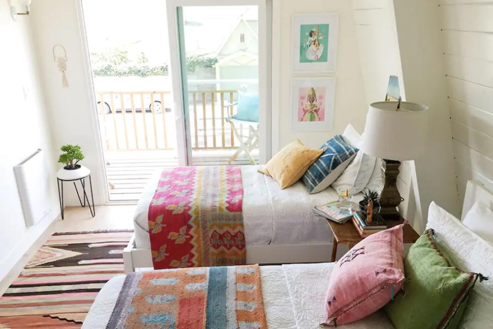 9 savjeta uspješnih domaćina dizajn apartmana Beach Lodge