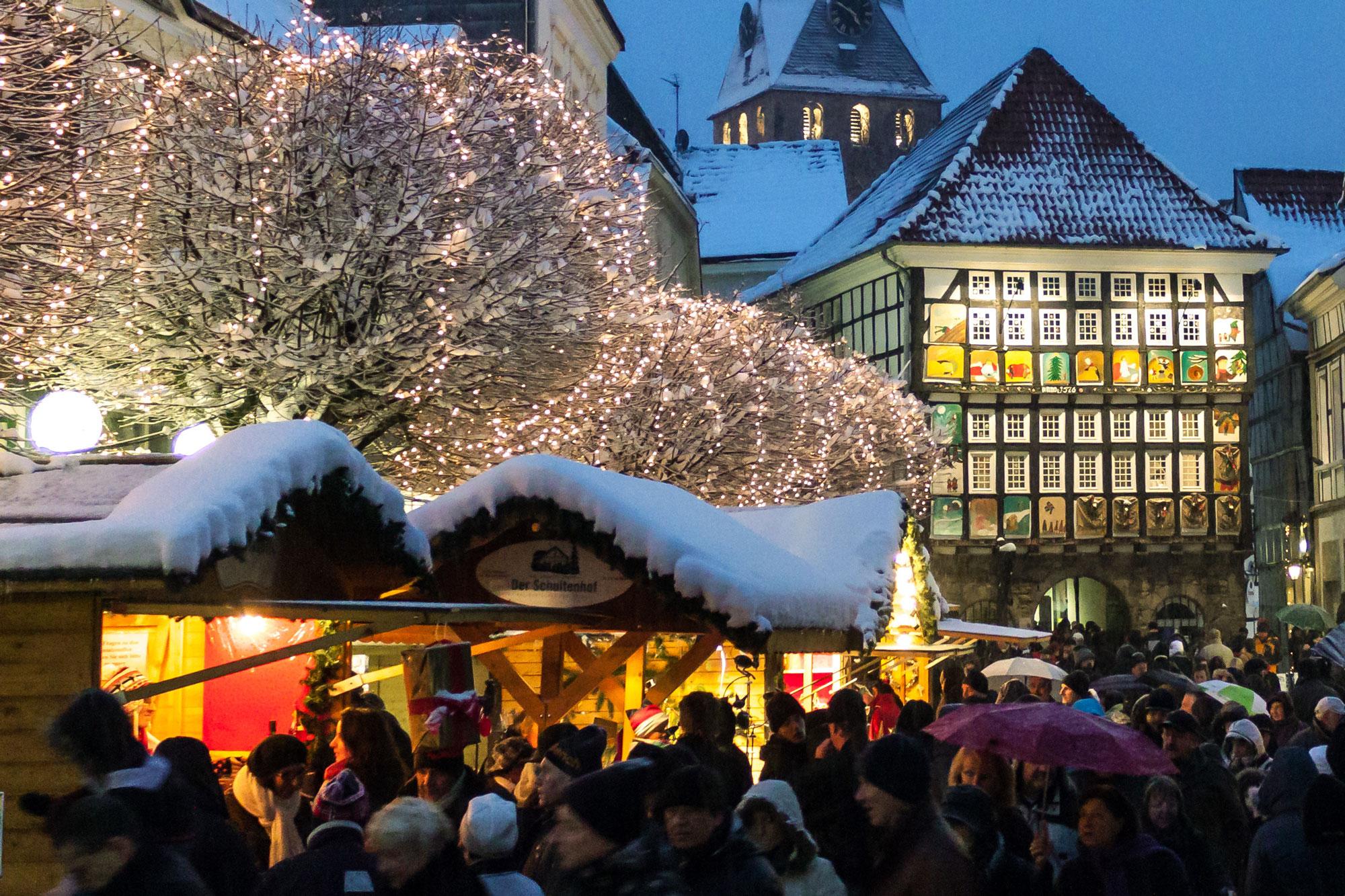 Advent 2017 Adventska putovanja u bolje danas adventski kalendar Hattingen