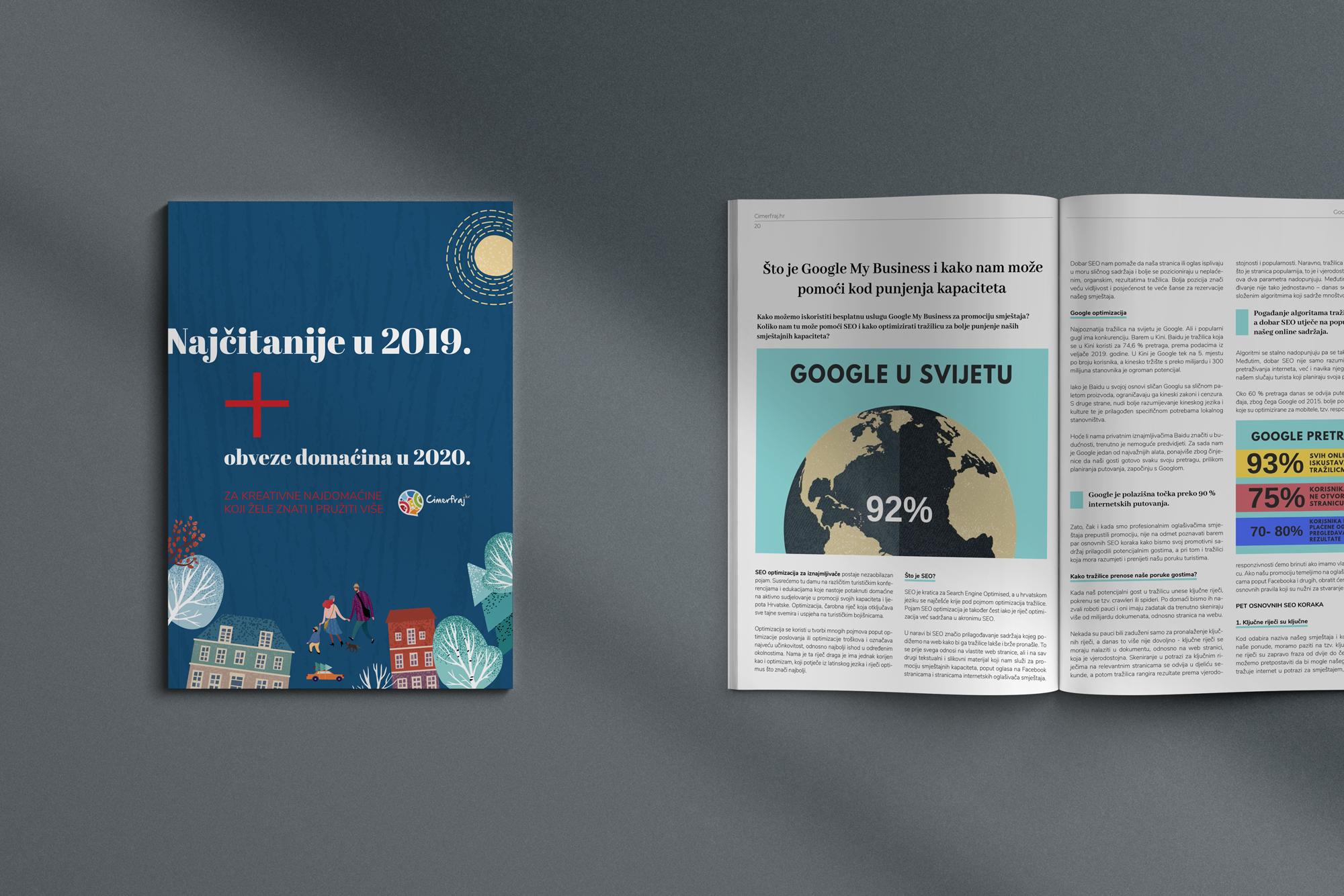 CF magazin 2020.