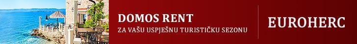 Osiguranje apartmana DOMOS Rent Euroherc