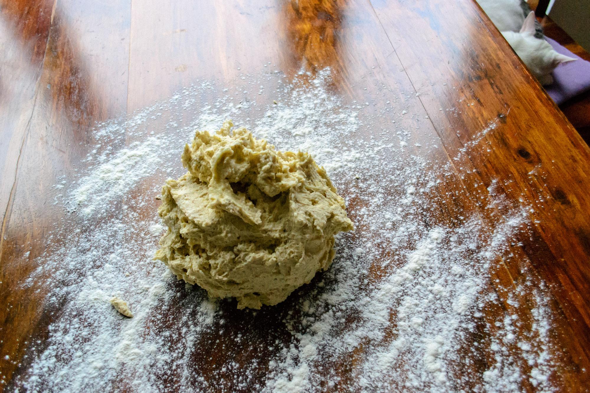 Recept za kekse - brza priprema božićnih kolača - 5. korak