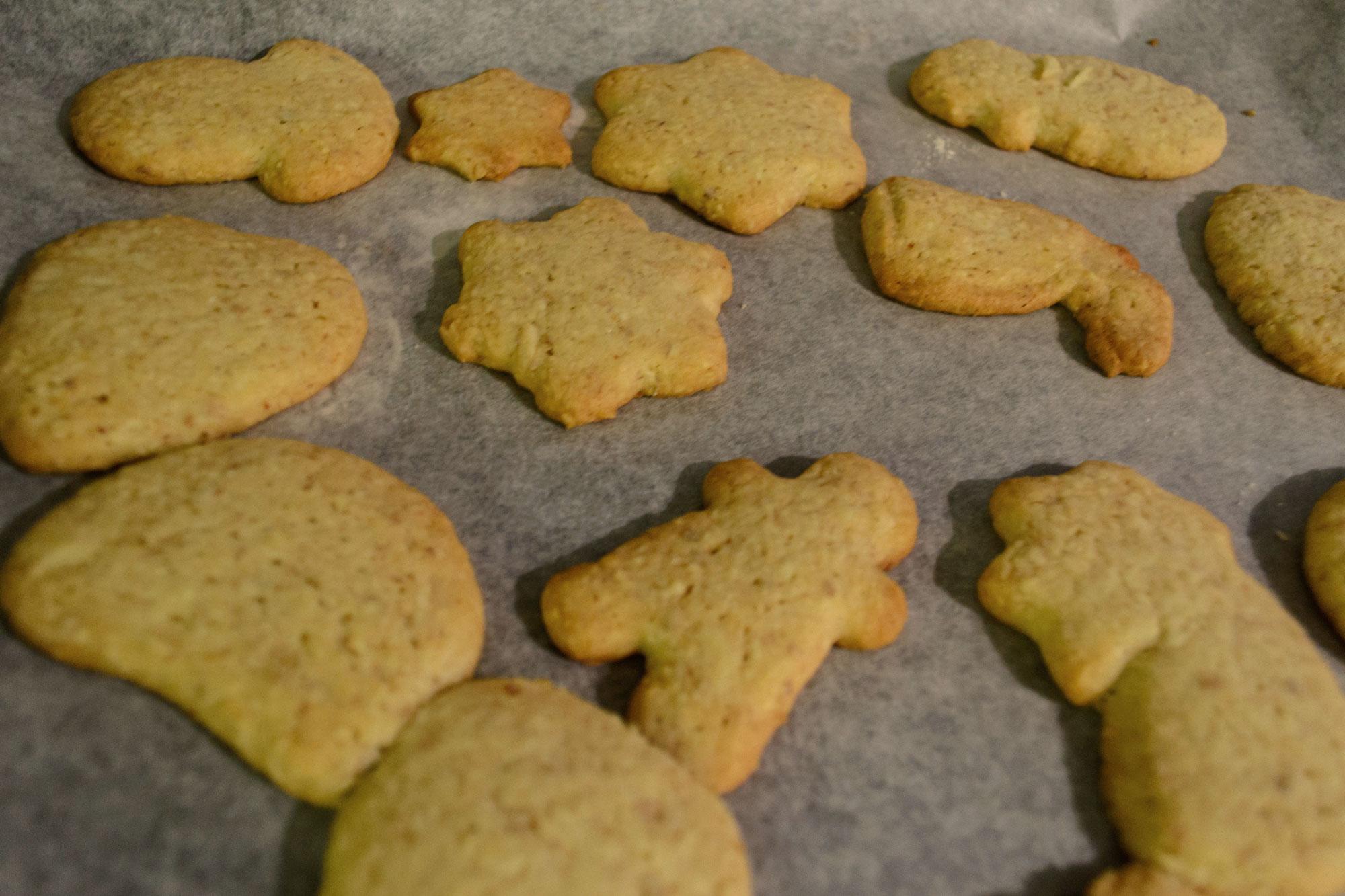 Recept za kekse - brza priprema božićnih kolača - gotovo