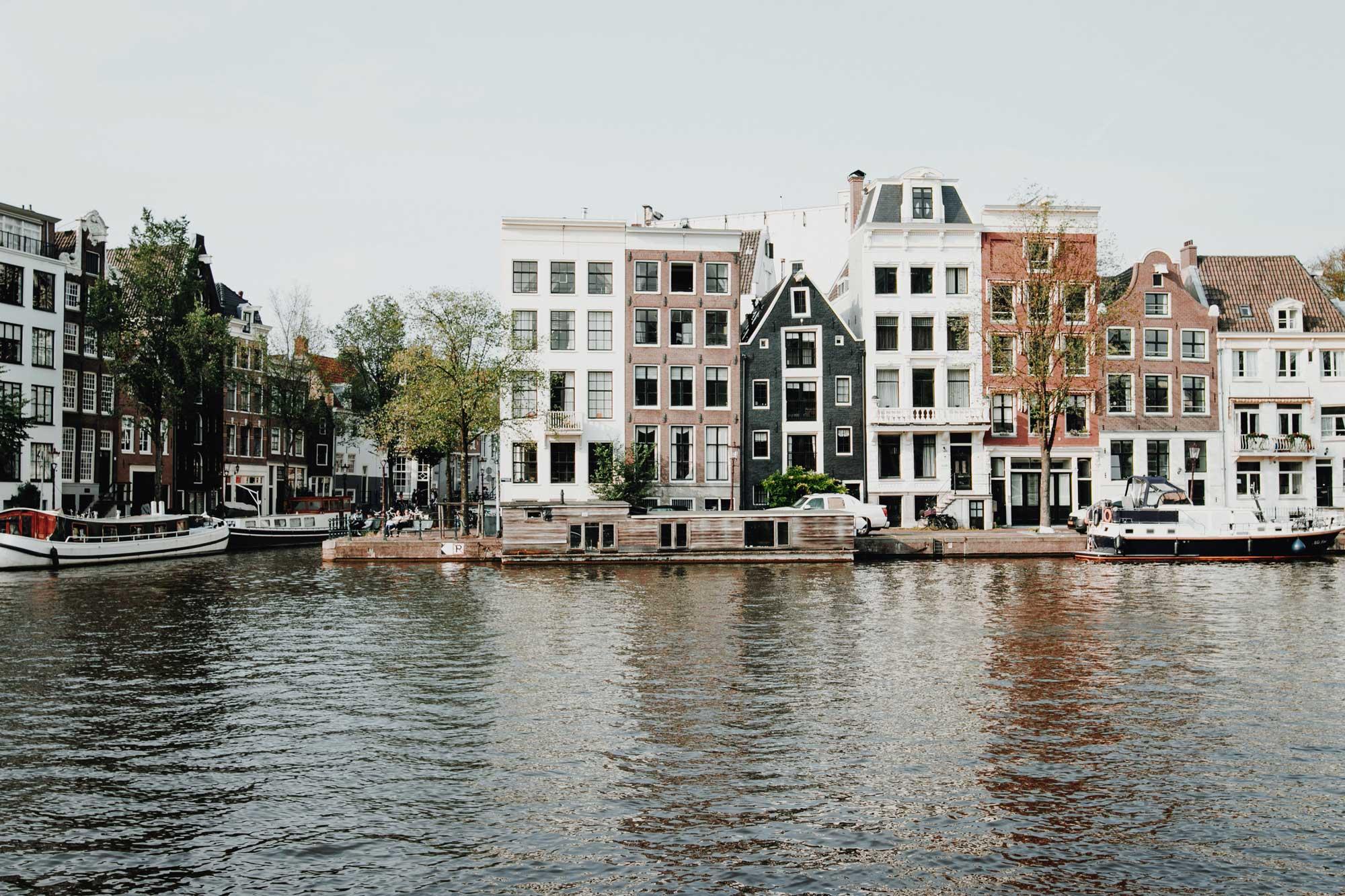 Zabrana Airbnb Amsterdam