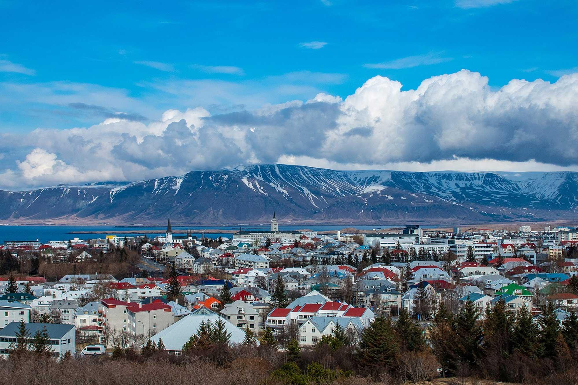 Zabrana Airbnb Reykjavik