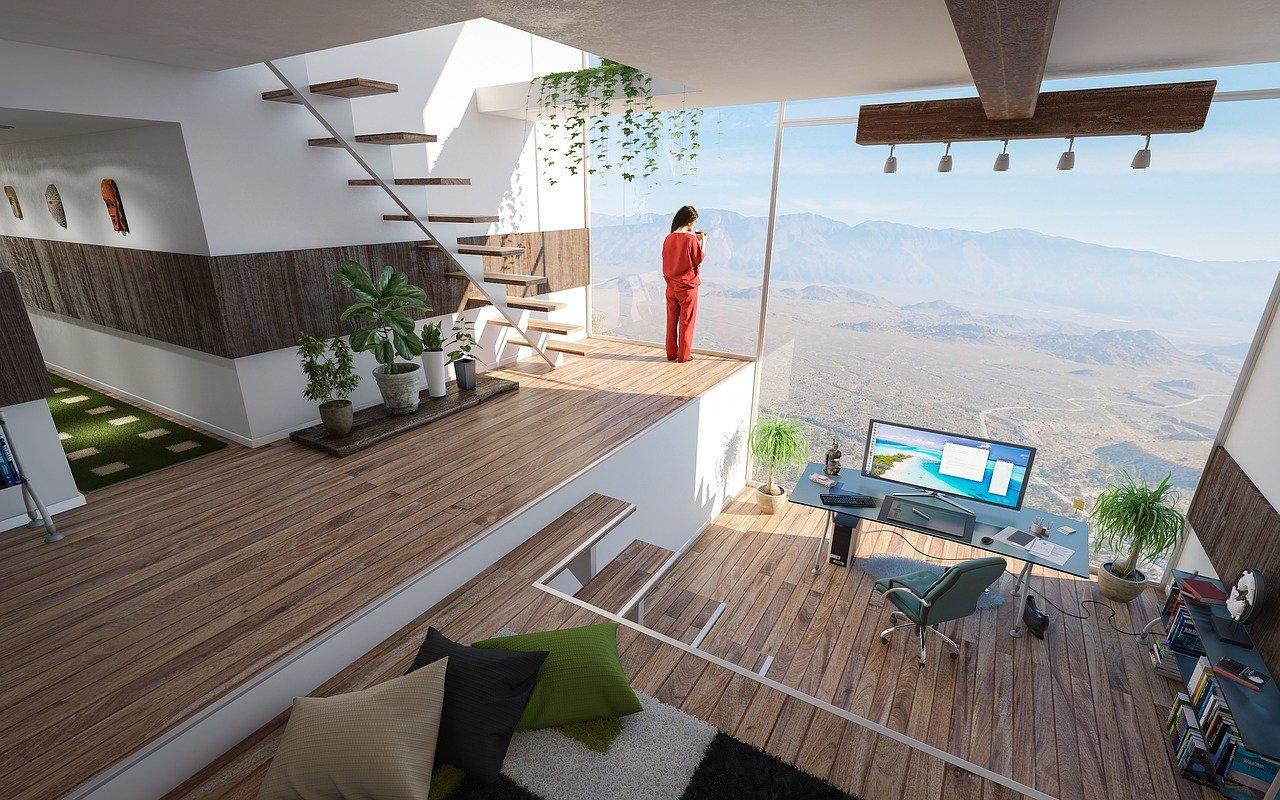 dizajn interijera za rad od kuće