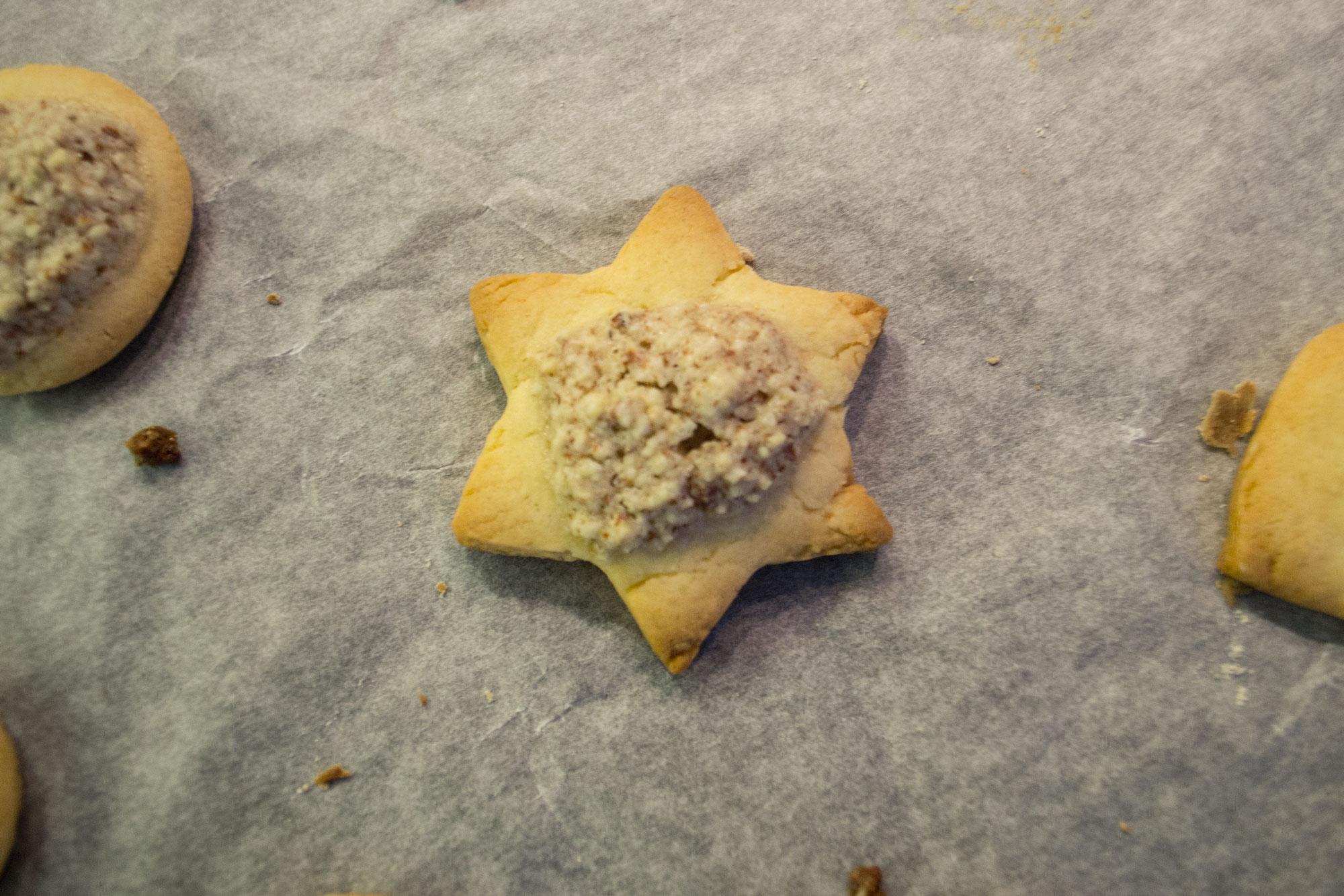 Domaći kolač s orasima - jednostavan recept - pečenje