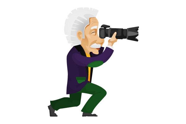 Što sve jedan iznajmljivač mora znati i koje vještine posjedovati - fotograf