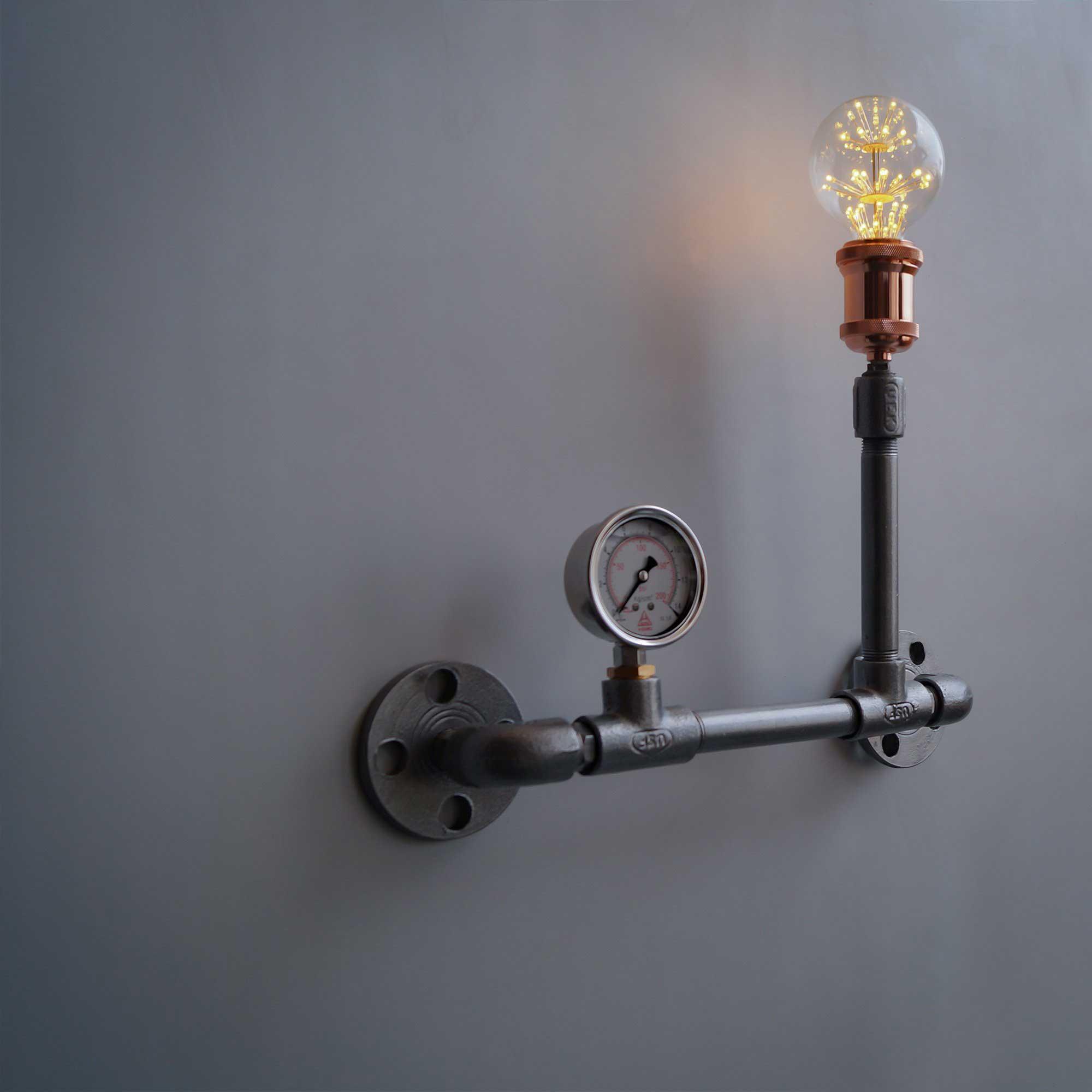 Izrada sjenila za lampu od cijevi