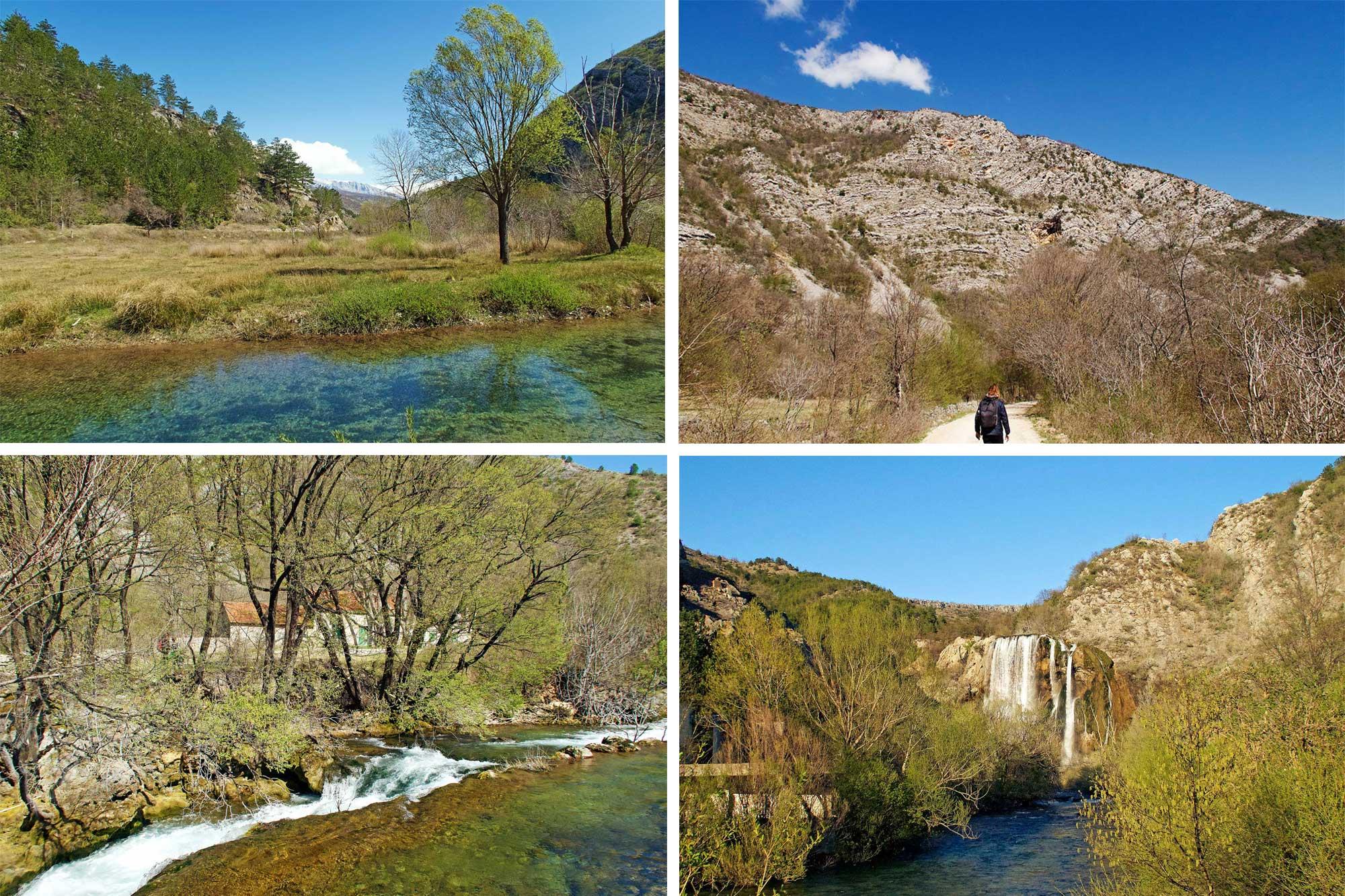 Izlet na rijeku Krčić