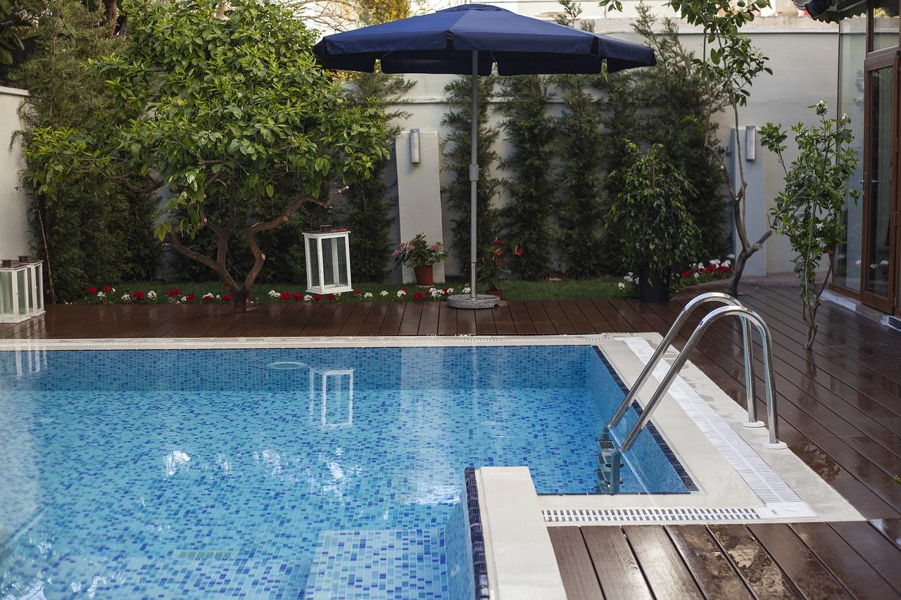 najbolje mjesto za bazen i kupanje