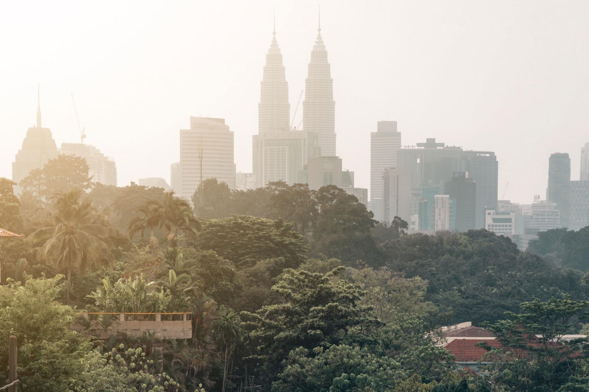 Kuala Lumpur u Maleziji