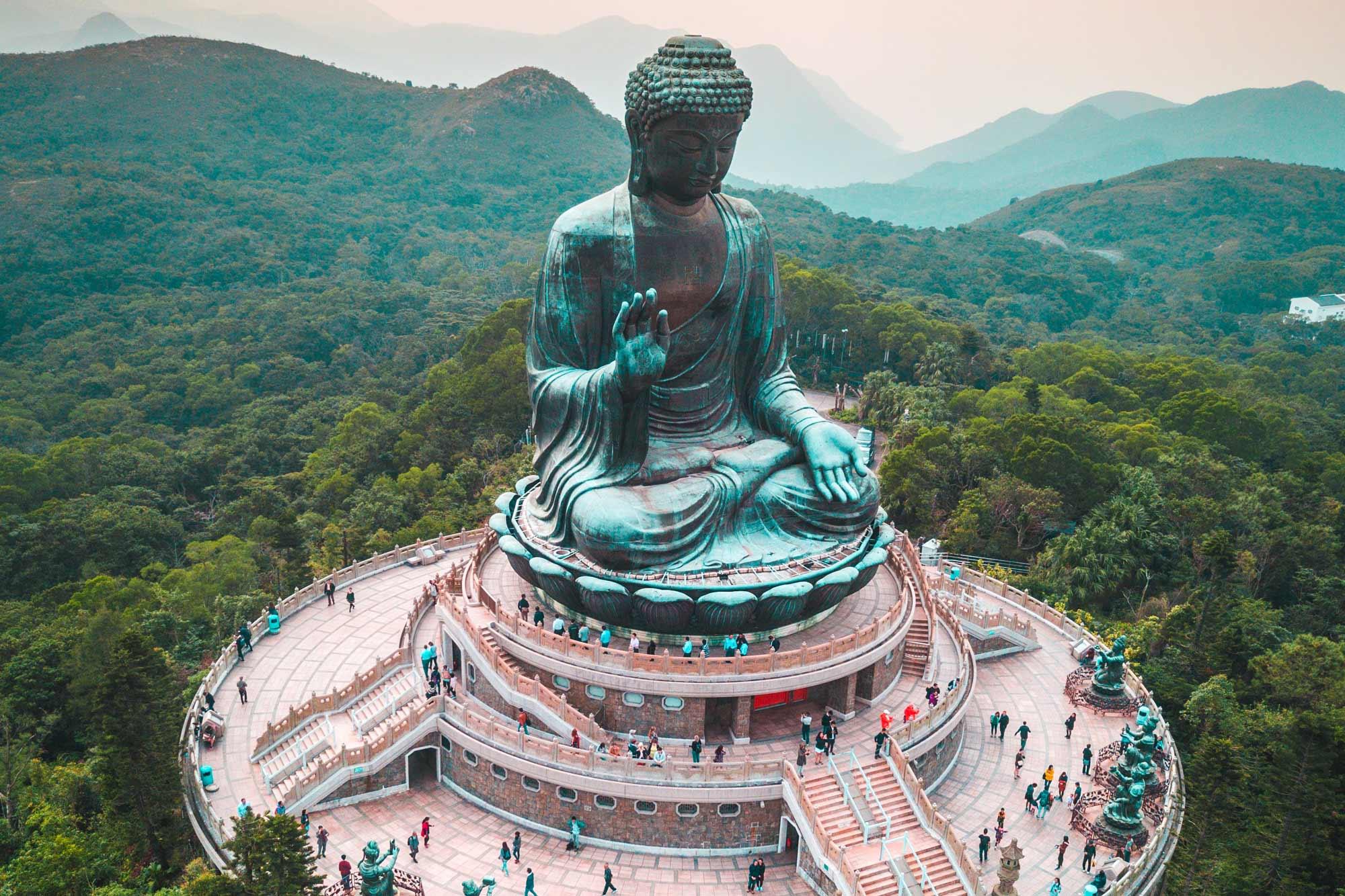 Veliki Buda, Hong Kong