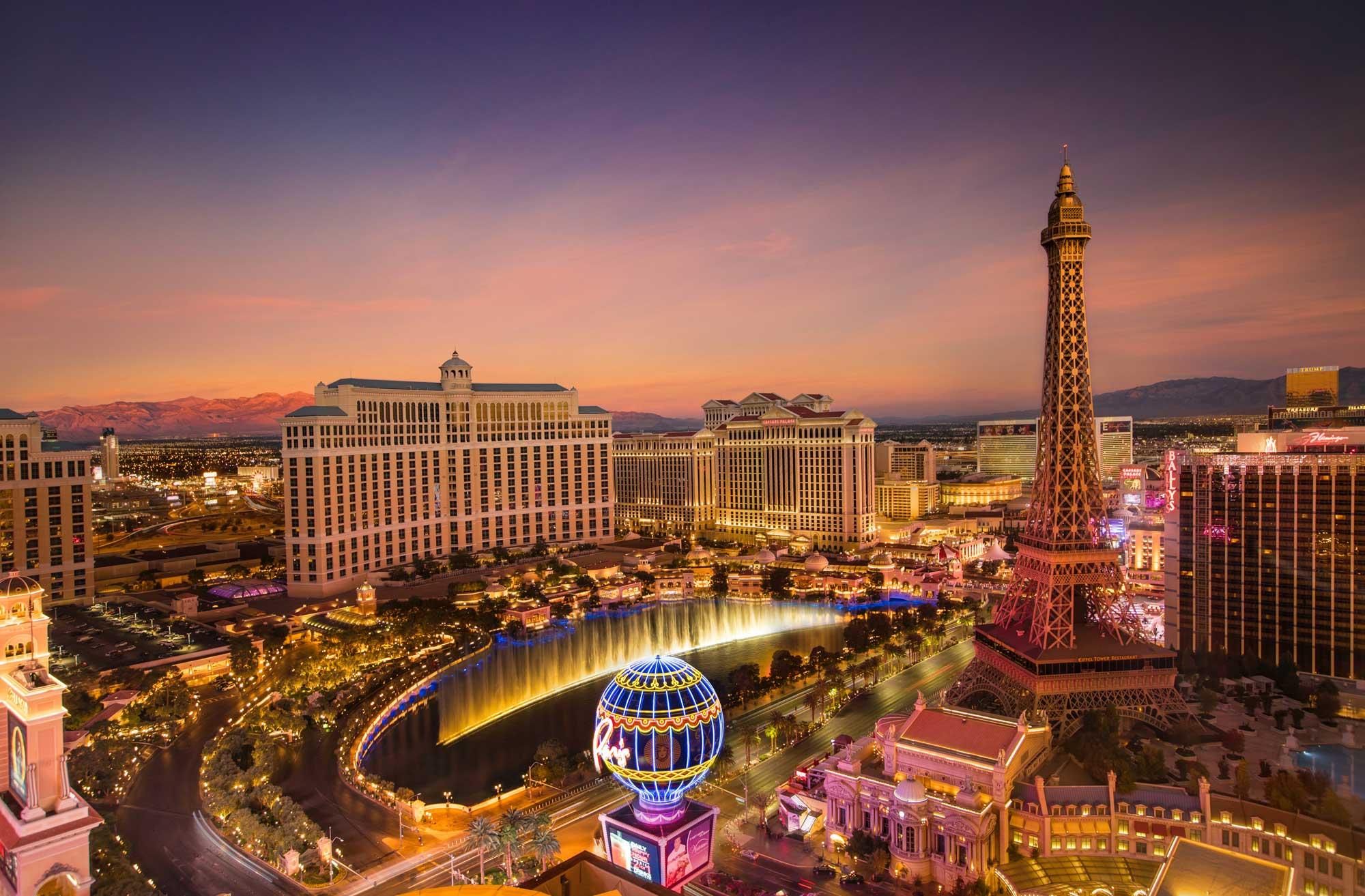 Las Vegas, SAD