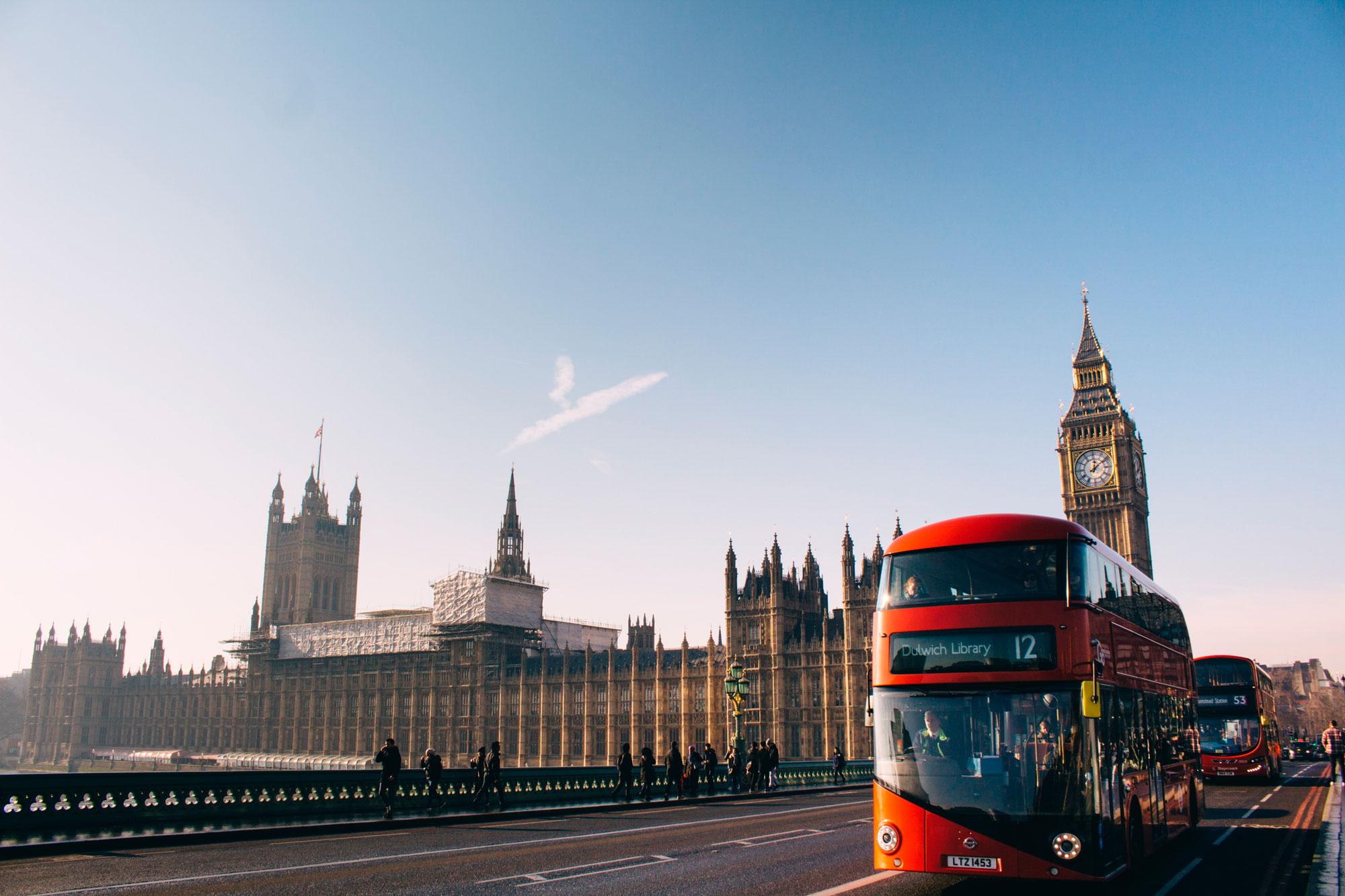 Ograničenja putovanja po zemljama Britanija