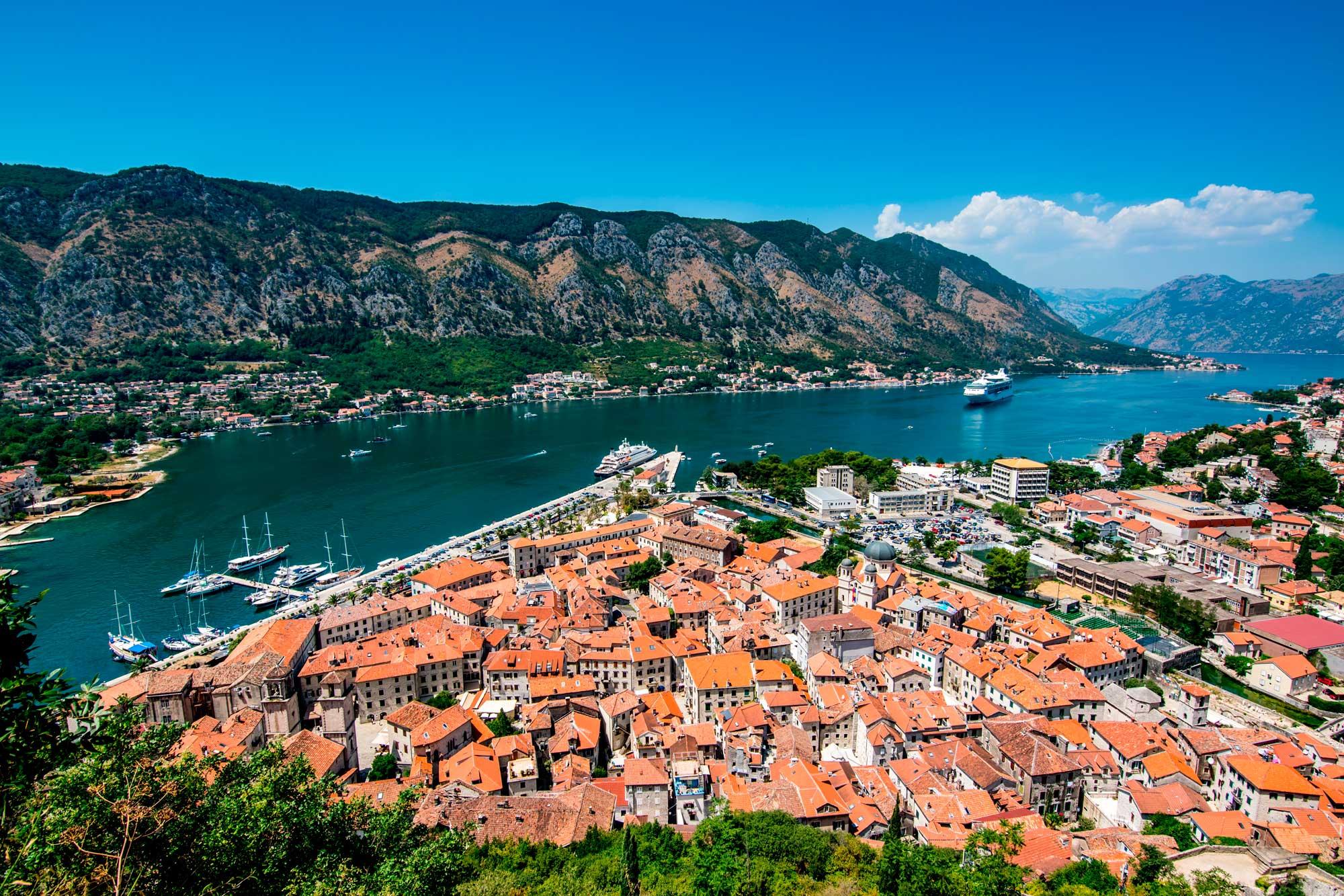 Ograničenja putovanja po zemljama Crna Gora