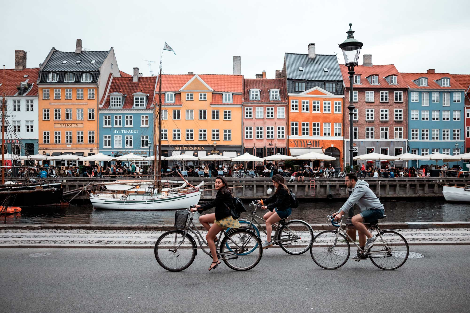 Ograničenja putovanja po zemljama Danska