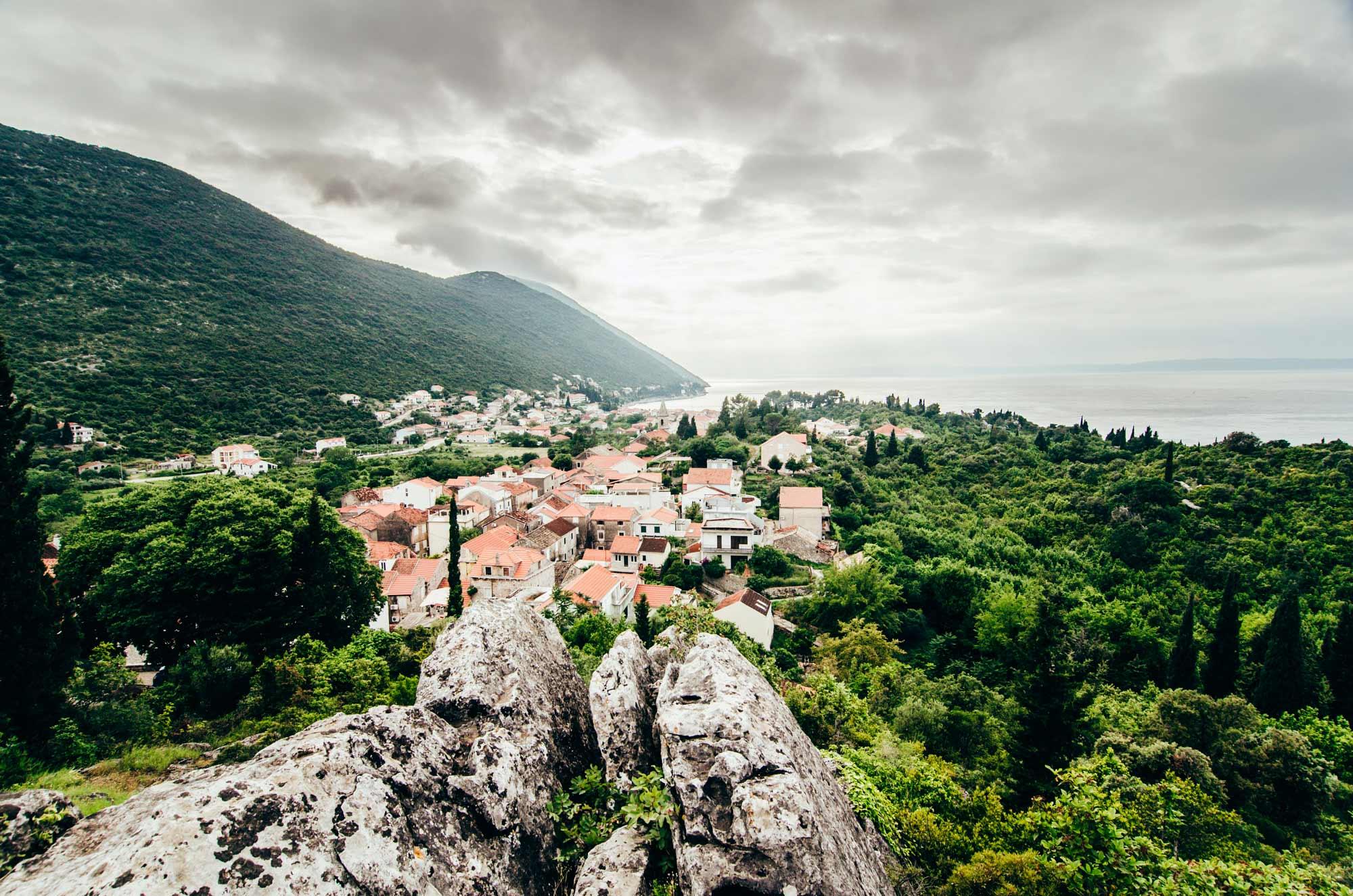 Ograničenja putovanja po zemljama Hrvatska