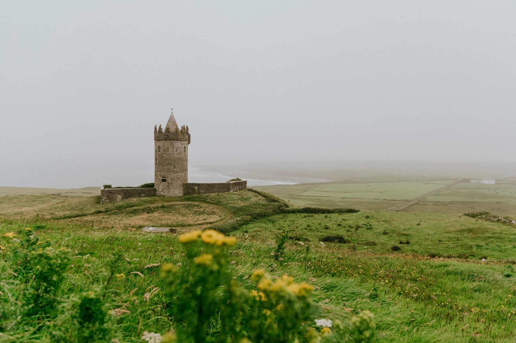 Ograničenja putovanja po zemljama Irska