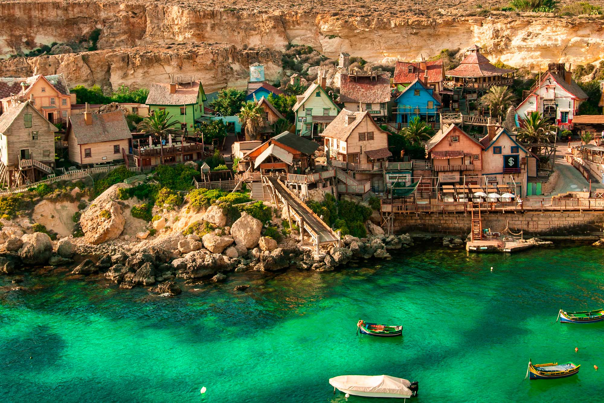 Ograničenja putovanja po zemljama Malta