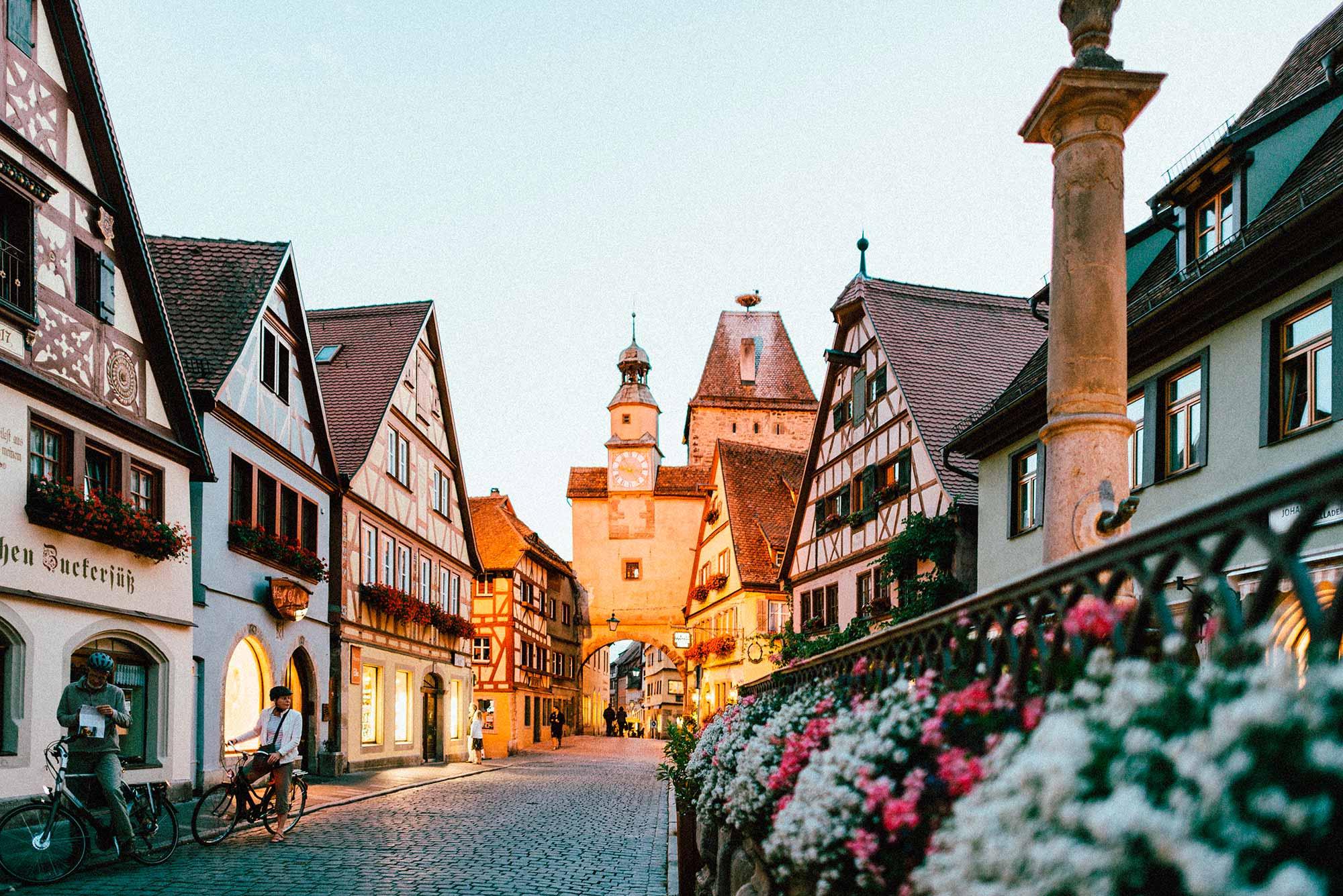 Ograničenja putovanja po zemljama Njemačka