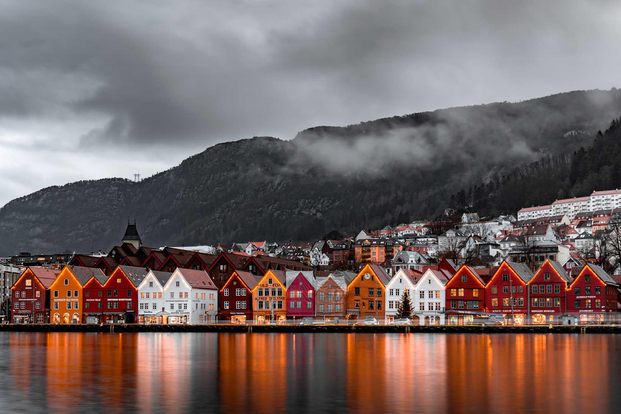 Ograničenja putovanja po zemljama Norveška