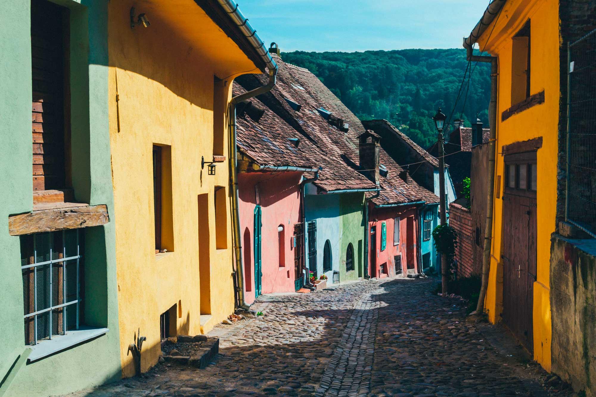 Ograničenja putovanja po zemljama Rumunjska