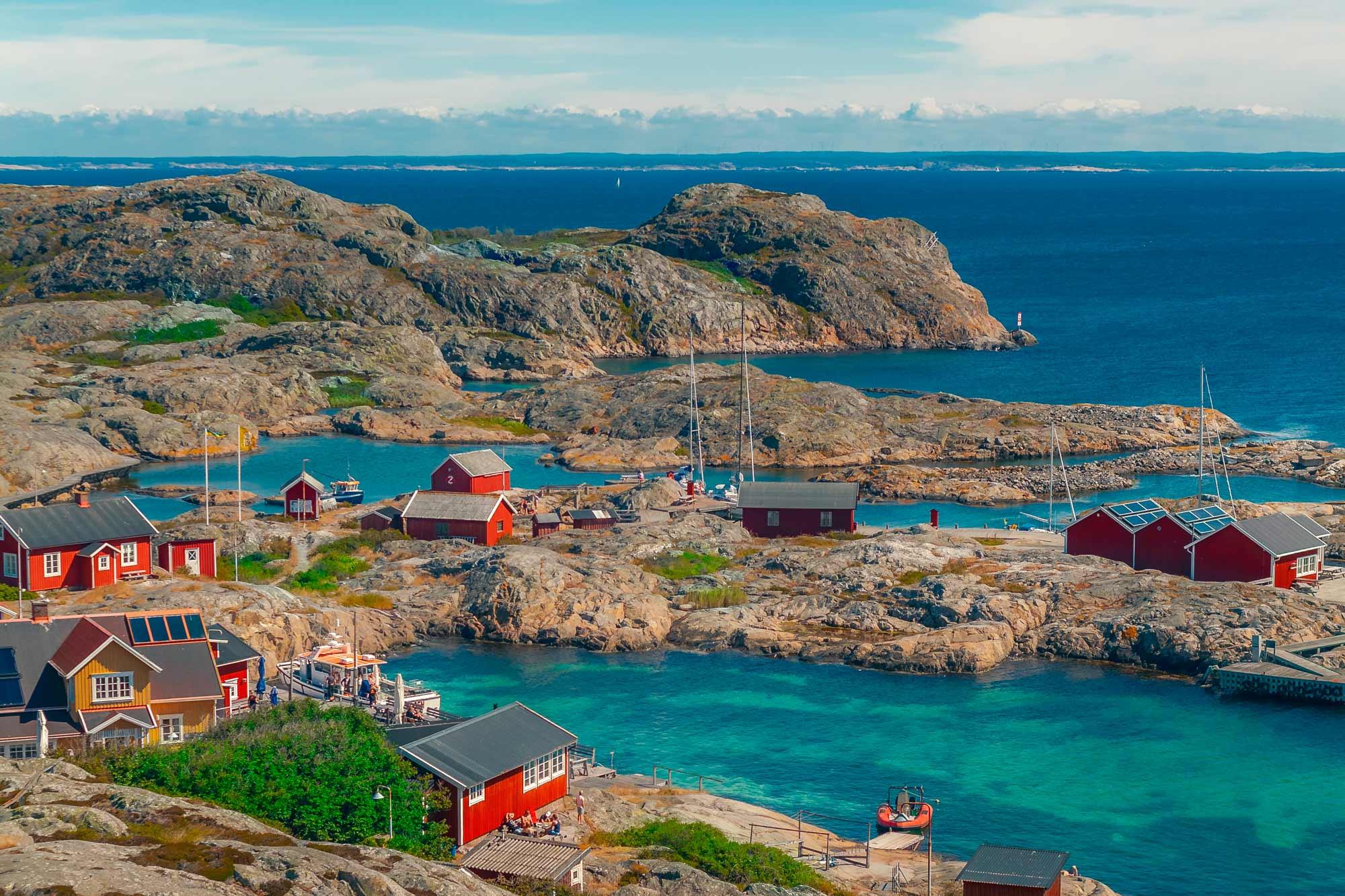 Ograničenja putovanja po zemljama Švedska