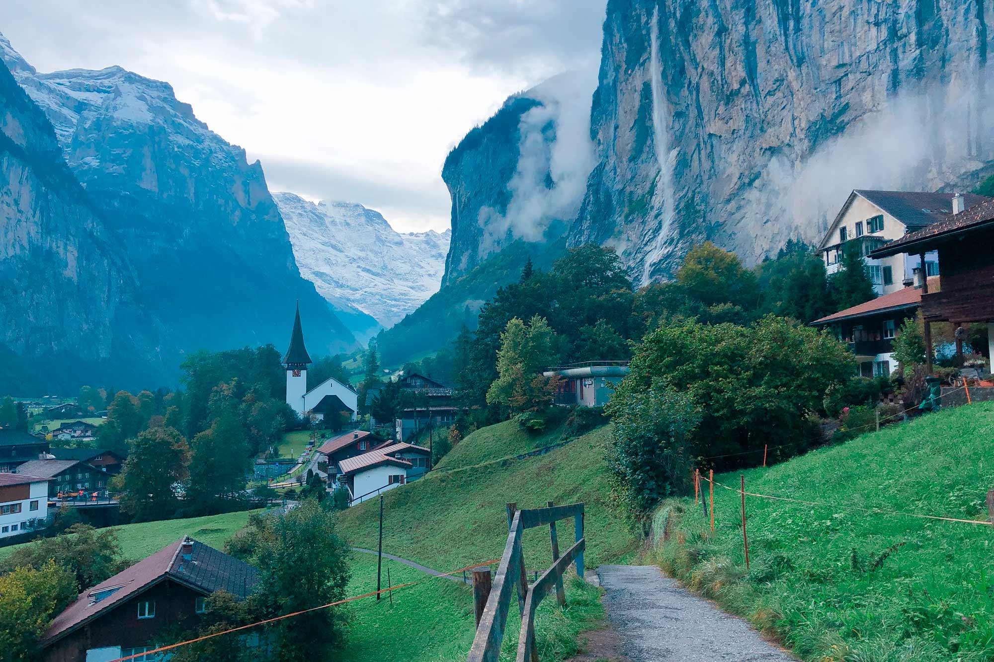 Ograničenja putovanja po zemljama Švicarska