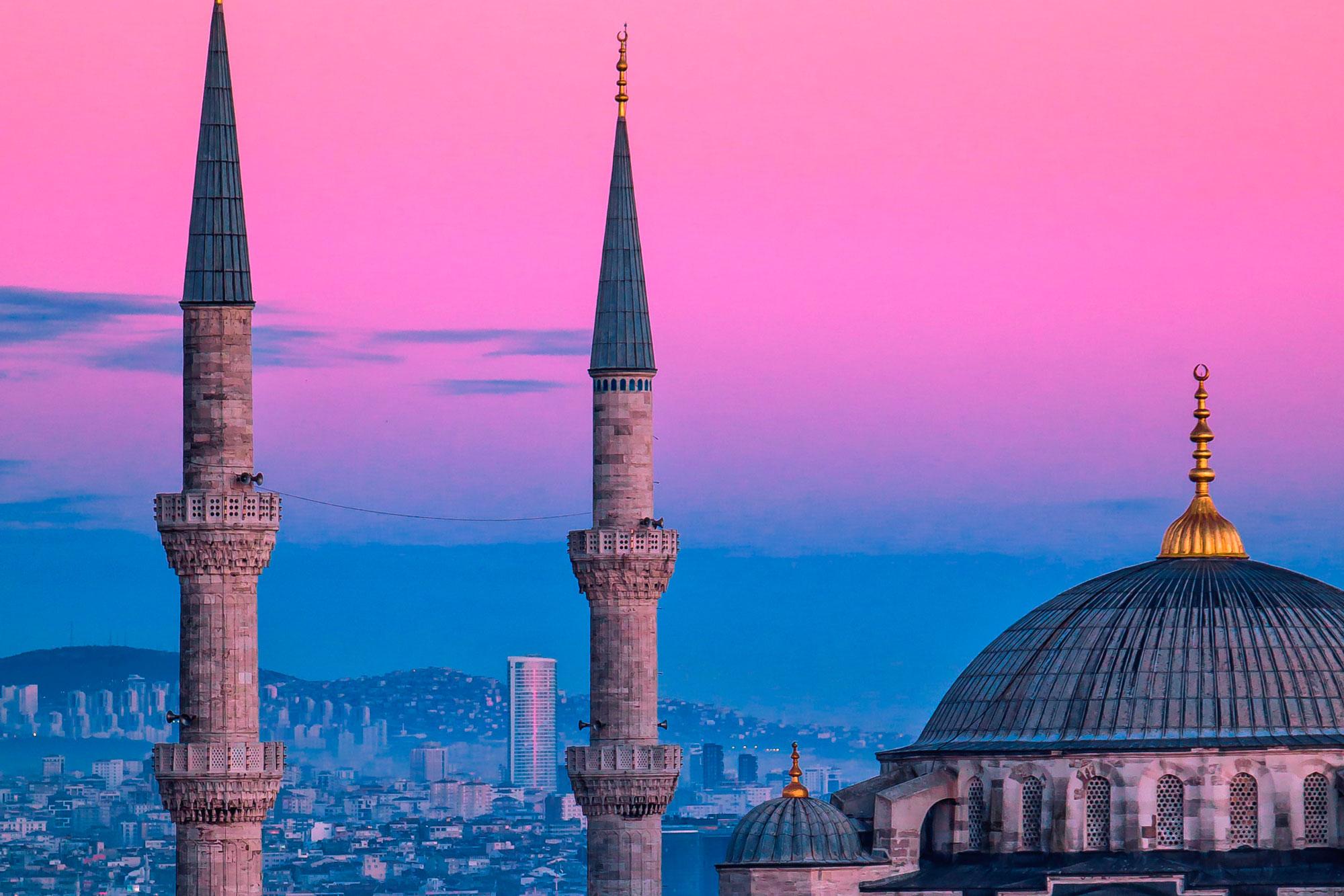 Ograničenja putovanja po zemljama Turska