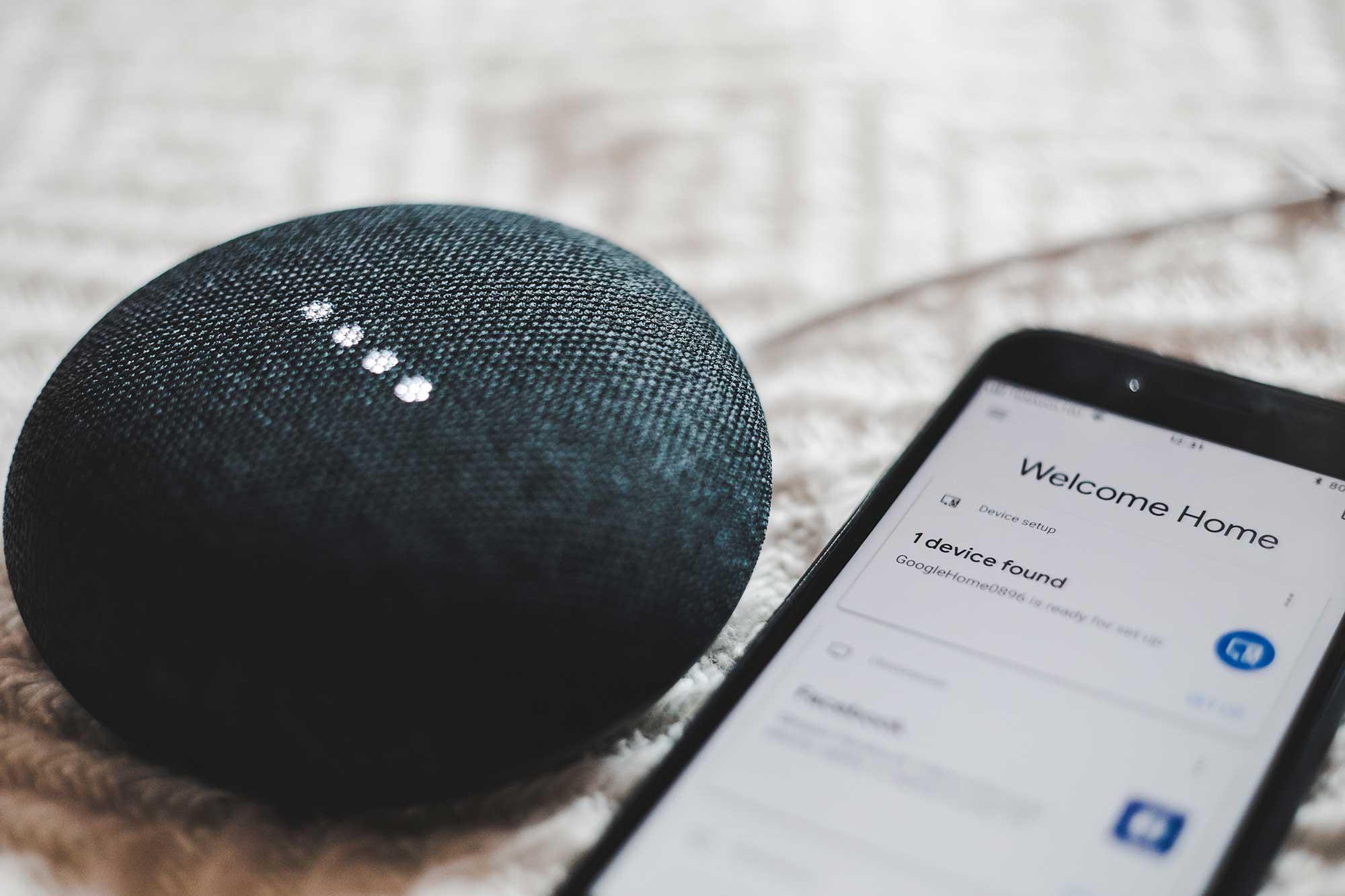 smart home sustav
