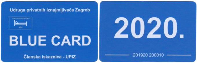 udruga privatnih iznajmljivaca zagreb blue card