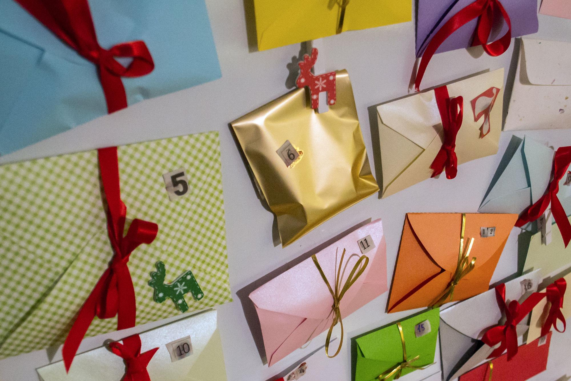 Uradi sam: Adventski kalendar sa slatkom dobrodošlicom gostima