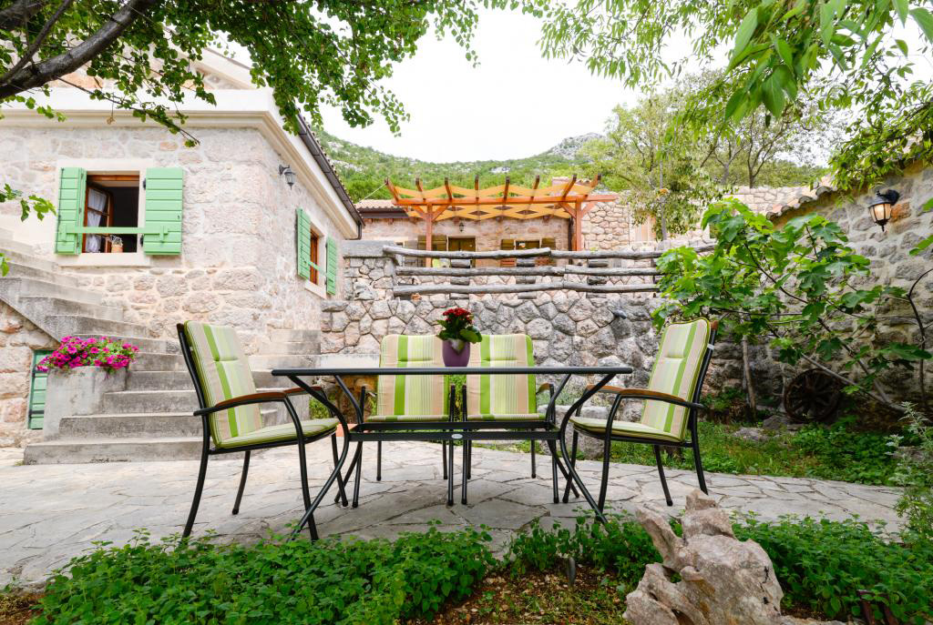 menta Kuća za odmor Bura - Starigrad Paklenica